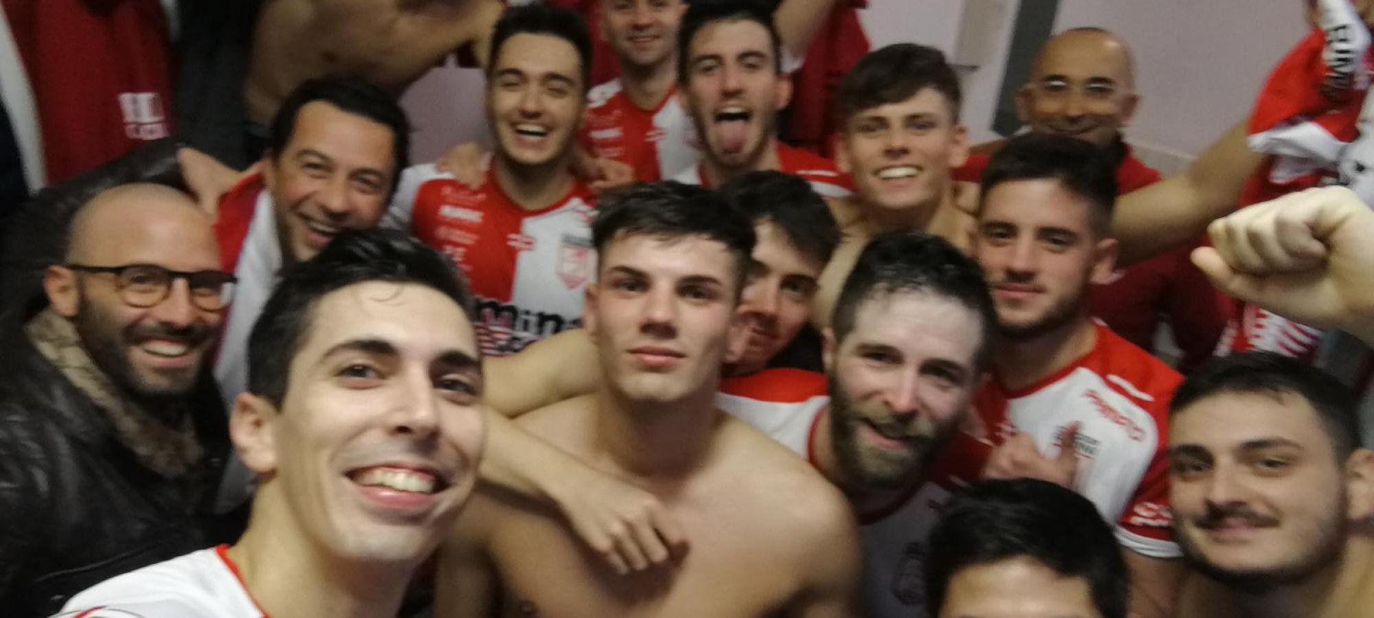 Il Rimini.com torna alla vittoria con un poker di Muratori: con il Sassuolo finisce 4-1