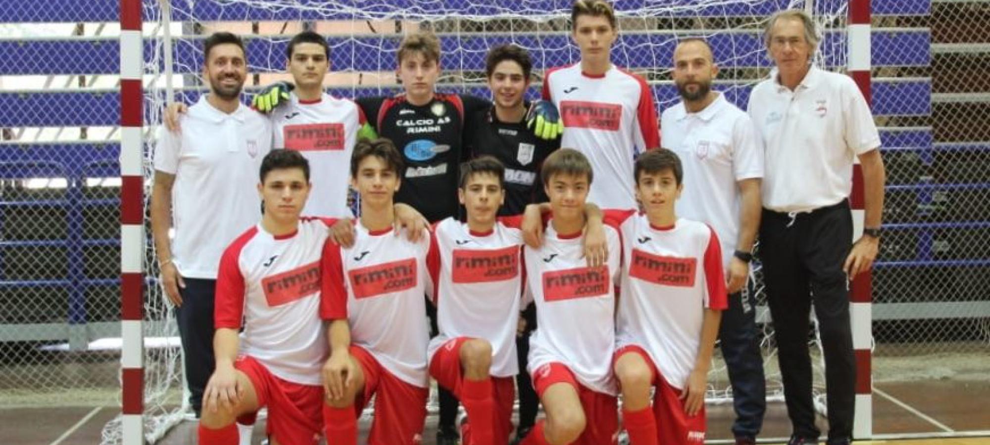 Settore giovanile Rimini.com: l'Under 19 continua a crescere e dall'anno prossimo si punta anche all'Under 15